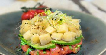 recette sans cuisson au saumon