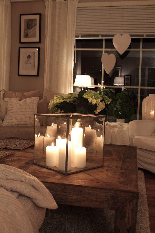 lumière bougies