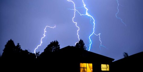 Orages d'été, les bons gestes pour protéger ses appareils électriques des coupures d'électricité