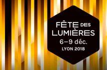 retrospective fête des lumières à Lyon 2017