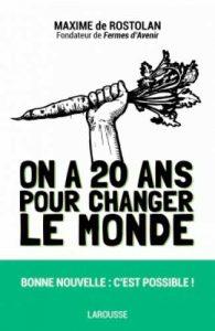 livre non a 20 ans pour changer le monde