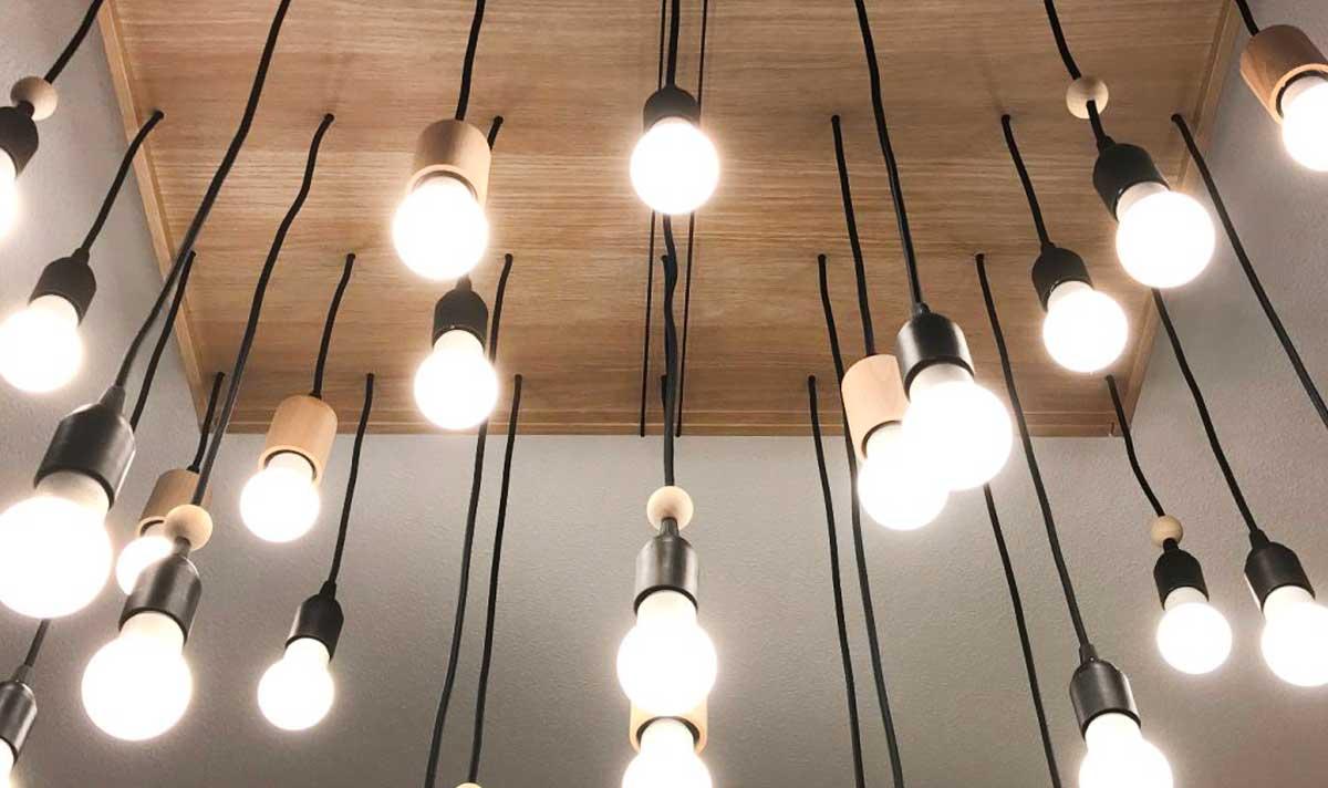 Fabriquer Une Lampe Style Industriel fabriquez vous-même votre suspension industrielle - blog geg