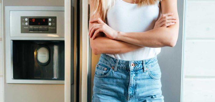 coupure d'électricité frigo