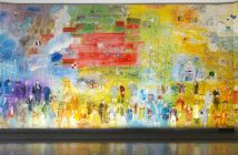la fée électricité de Raoul Dufy