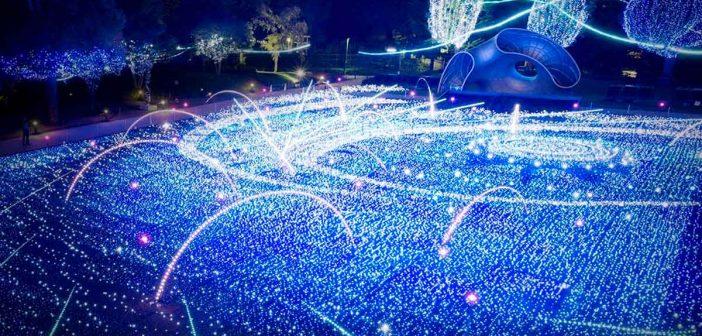 les 5 plus belles illuminations de Noël dans le monde