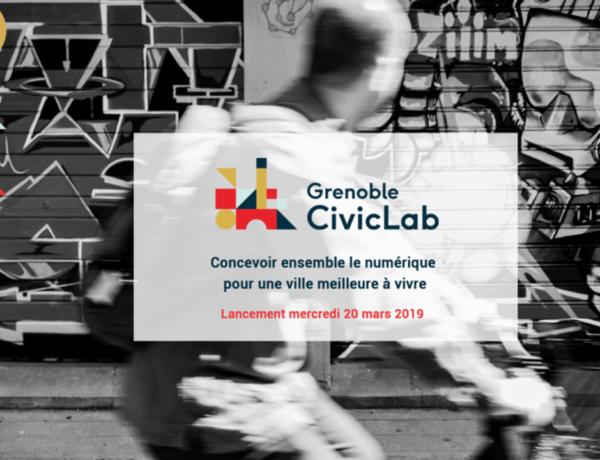 GEG partenaire du Grenoble CivicLab : concevons ensemble la ville de demain