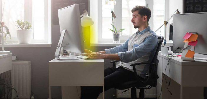 Éclairage des espaces de travail
