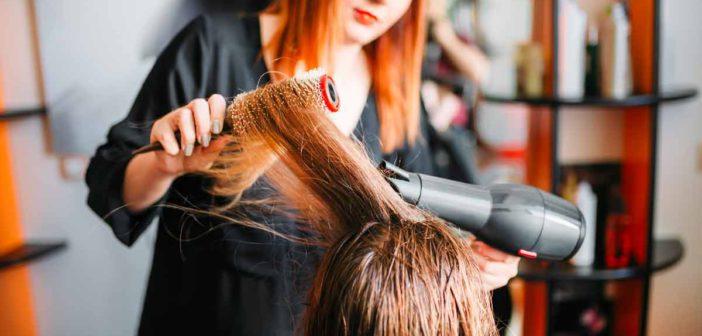 économie d'énergie salons de coiffure