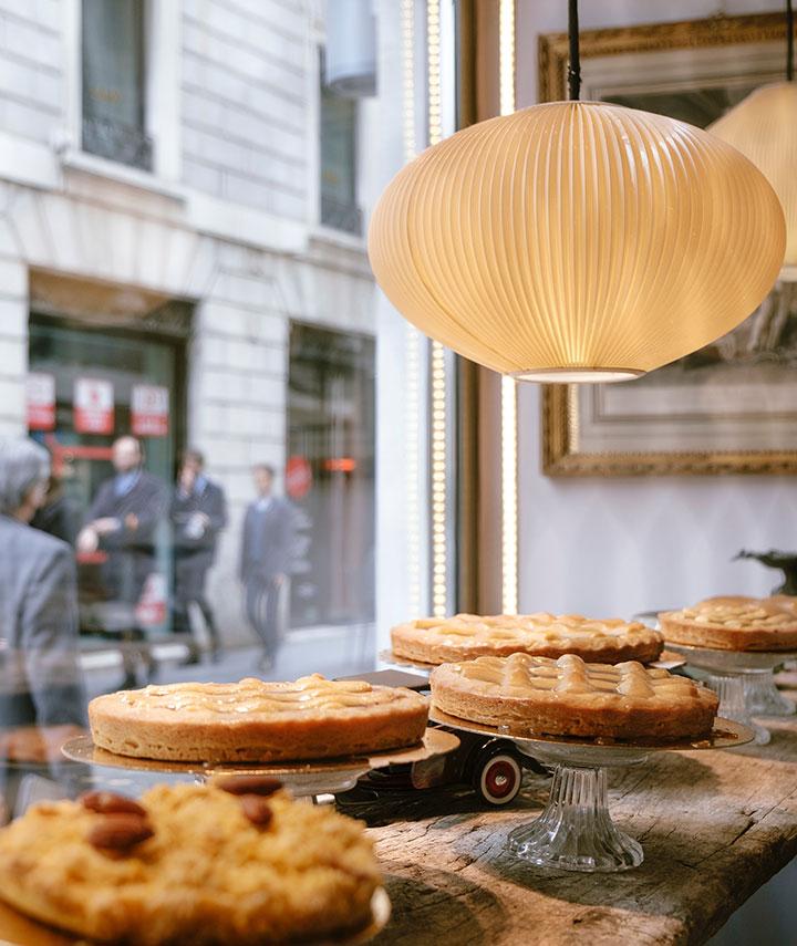 boutique boulanger pâtissier boulangerie
