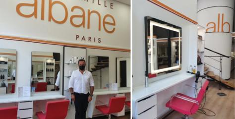 «Pour mes salons de coiffure à Grenoble, j'ai choisi GEG, fournisseur d'énergie grenoblois»